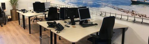 Uw bureau met PriOffice